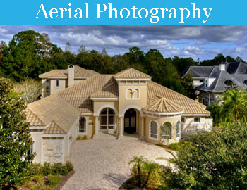 Aerial Real Estate Photgraphy Tampa