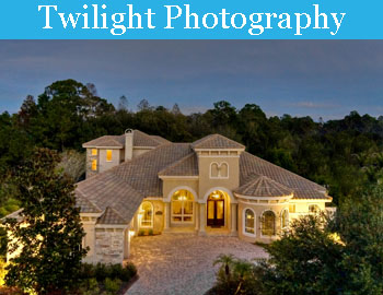 Twilight Real Estate Photgraphy Tampa